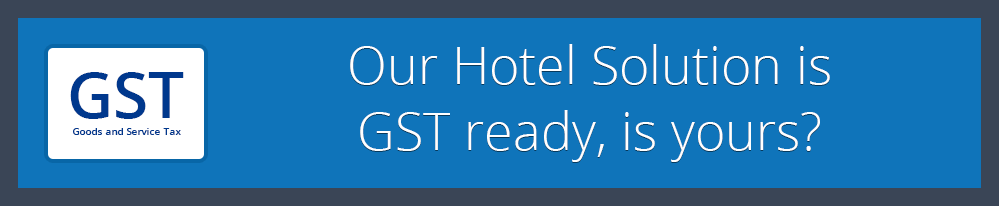 GST Ready Hospitality Solutions